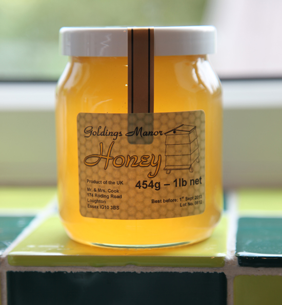 Honey for sale